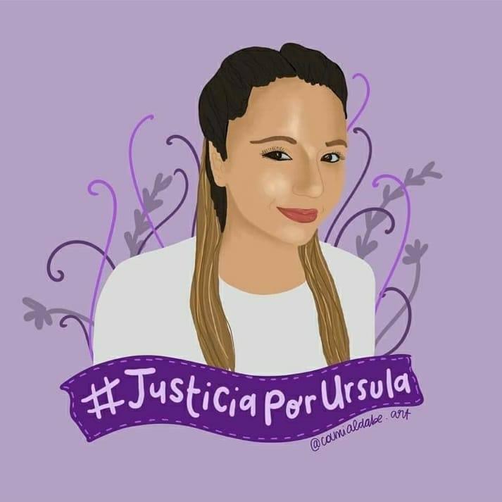 #JusticiaPorUrsula